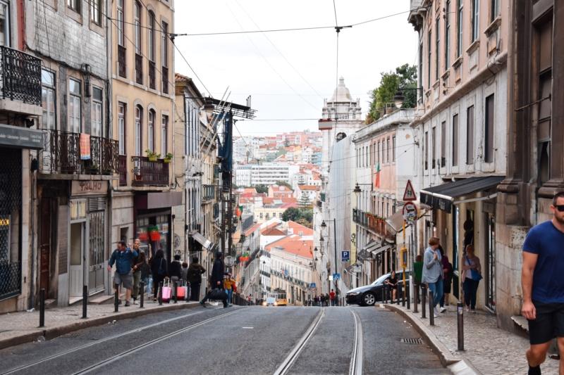 Lissabon, portugal stedentrip www.jaimyskitchen.nl