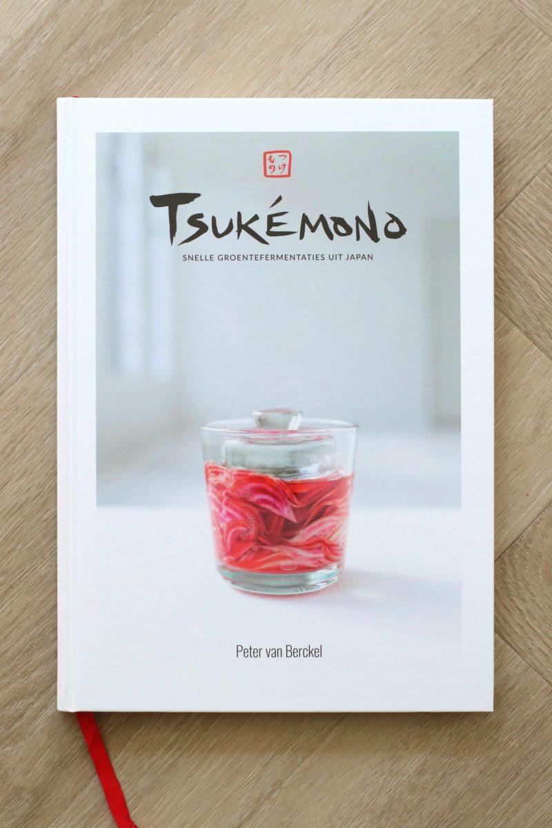 Boek Tsukmono snelle groentefermentaties uit Japan www.jaimyskitchen.nl