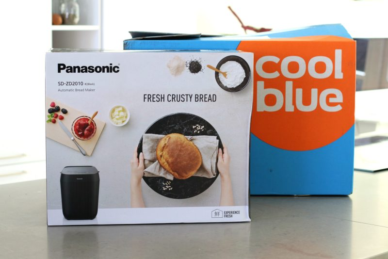 Panasonic Croustini Coolblue www.jaimyskitchen.nl