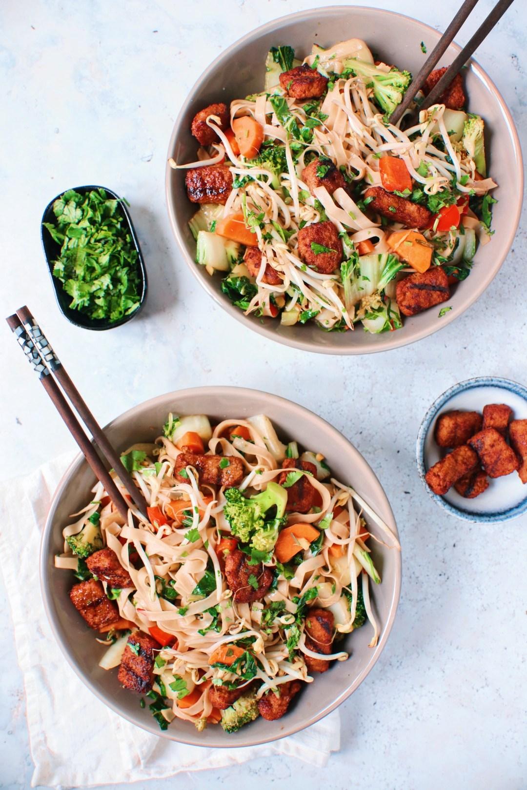 wok recept met groenten www.jaimyskitchen.nl