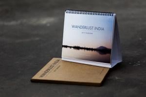 Desk Calendar 2017 Wanderlust India By Jai Pandya