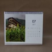 2017 Desk Calendar By Jai Pandya