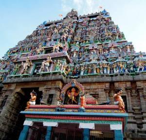 Temple à Chindambaram