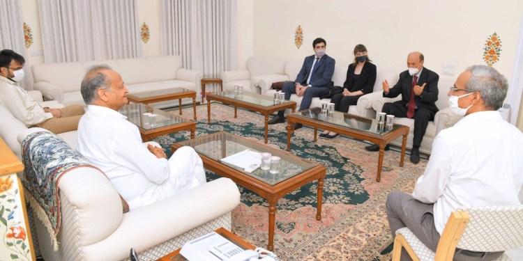 Ambassador of Republic of Argentine Meets CM