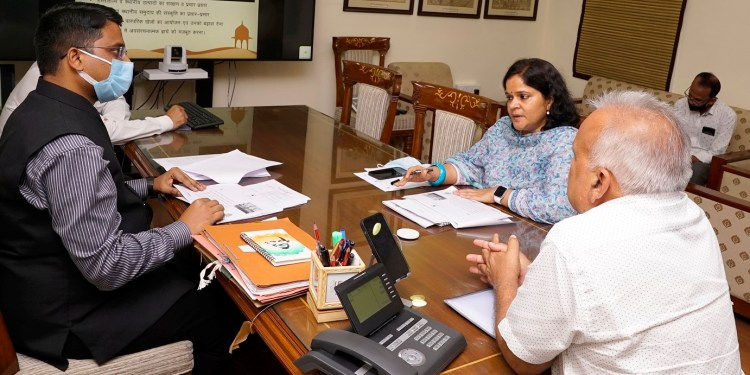 Government will take a meeting about Rajasthan rural tourism promotion scheme
