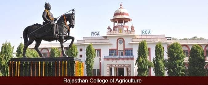 Rajasthan agricultural universities laws (amendment) bill, 2020 passed by voice vote