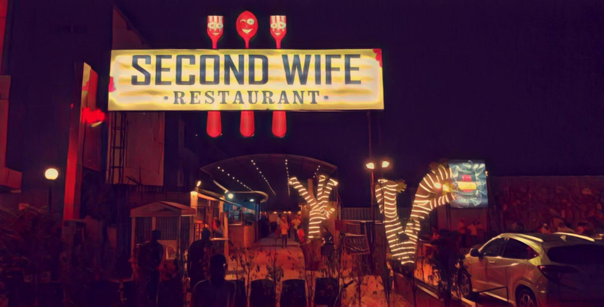 Second wife restaurant in karachi pakistan