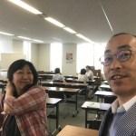 決断と行動(山形県商工会連合会の創業塾でした!)