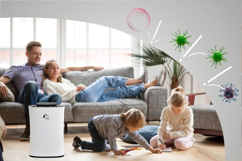 jair空氣清淨機|迦拓科技|寵物貓毛味道抗過敏抗塵螨