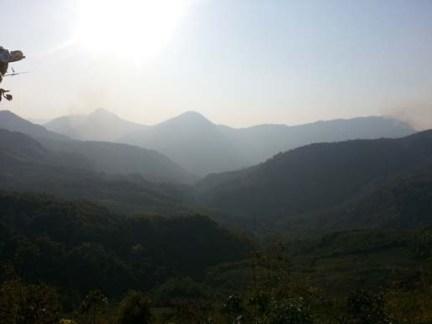 Les montagnes (Photos d'Axel & Sara)
