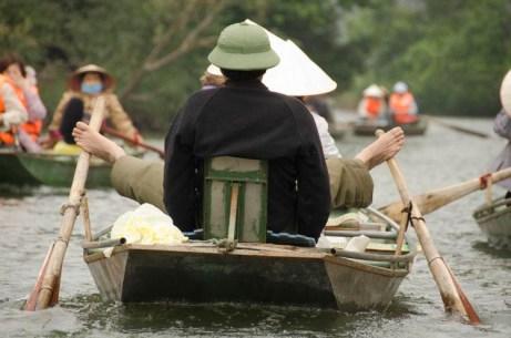 la baie d'Halong sur terre - Ninh Binh - Tam Coc - Tour du Monde - Jaiuneouverture