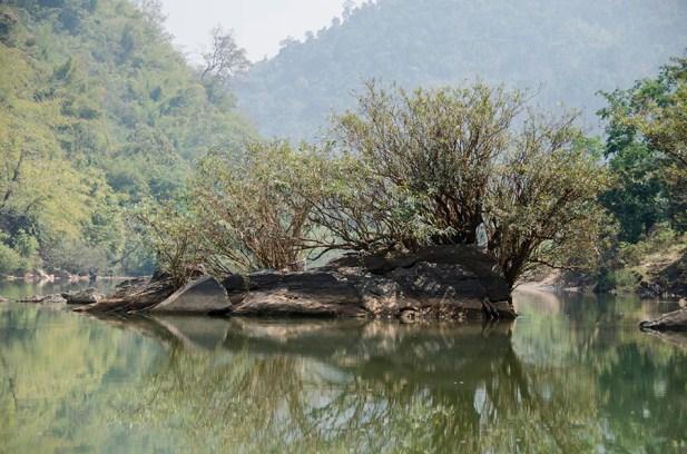 Houe Xai à Luang Namtha