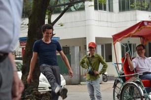 Jeu de rue - Hanoi - Vietnam