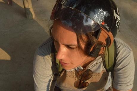 J'ai appris à faire de la moto à Ho Chi Minh - Vietnam - Tour du Monde (3)