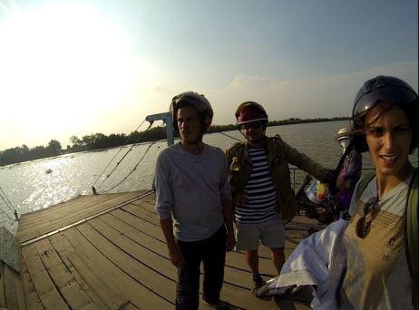 J'ai appris à faire de la moto à Ho Chi Minh - Vietnam - Tour du Monde (7)