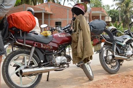J'ai appris à faire de la moto à Ho Chi Minh - Vietnam - Tour du Monde (8)