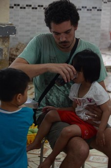 Que Huong Charity Center - orphelinat au Vietnam - Tour du monde - jaiuneouverture