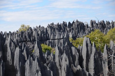 Tsingy à Madagascar - Afrique - Tour du Monde - Jaiuneouverture