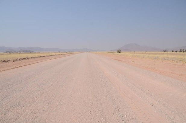 Et si on continuait à se faire peur - Namibie (1)