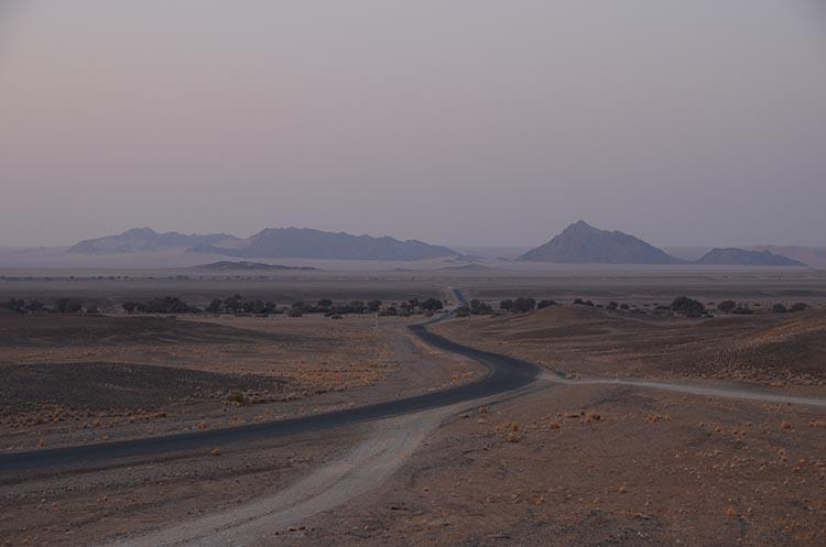 Le vrai désert - Sesriem - Sossuvlei - Namibie (17)