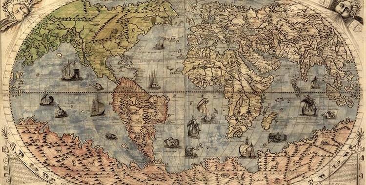 Construire l'itinéraire d'un tour du monde
