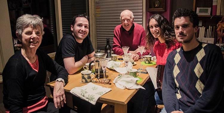 Notre dîner à Hobart