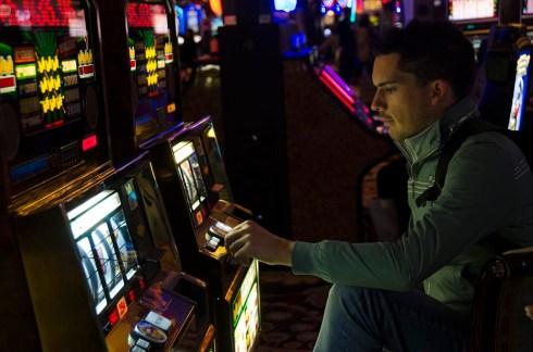 1 dollar de perdu - Las Vegas - USA