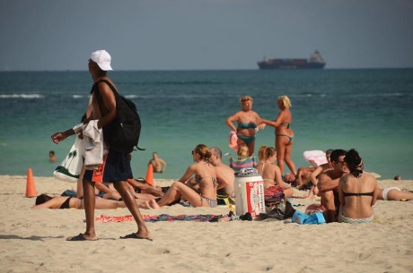 Choses surprenantes aux Etats Unis - Miami Beach