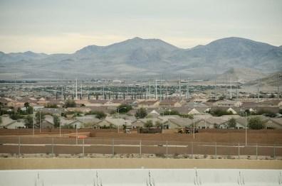 Quels jolis baraquements - Nevada - USA