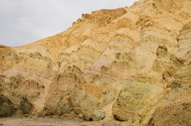 Golden Canyon - Death Valley - USA