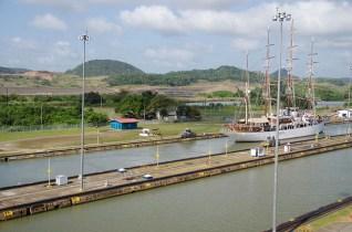 Le canal de Panama (4)