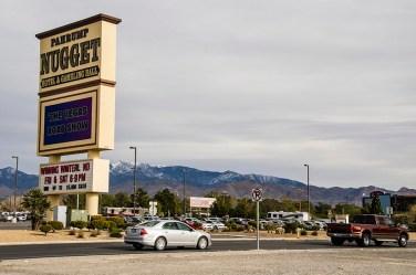 Le royaume du Nugget - Sur la route de la Las Vegas - USA