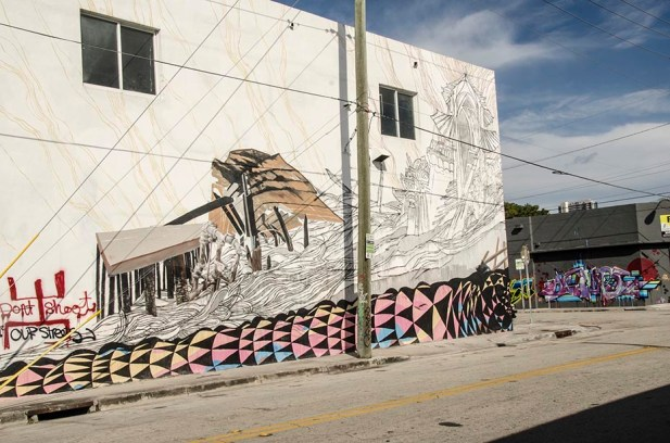 Street Art à Miami - USA (72)