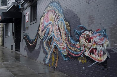 Street Art à San Francisco (4)