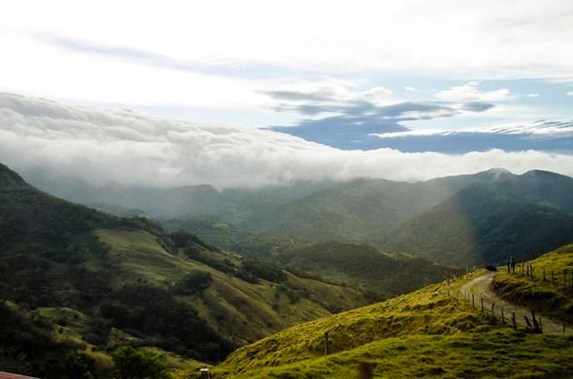 On quitte Monteverde