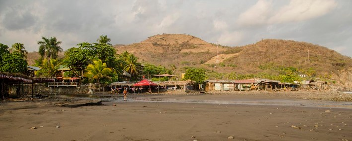 L'aventure au El Salvador - Couv