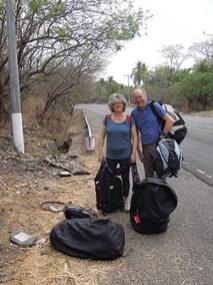 L'aventure au El Salvador