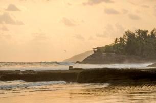 Playa El Zonte au El Salvador (1)