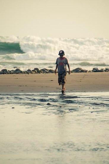 Playa El Zonte au El Salvador (5)