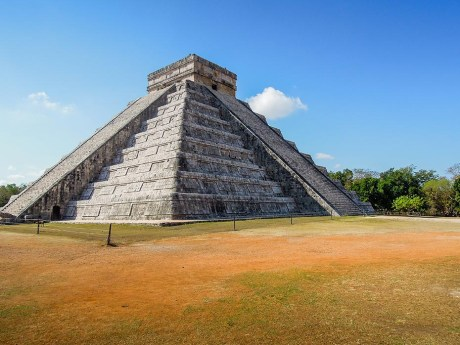 Chichen Itza au Mexique (10)