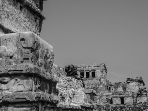 Le site de Tulum - Mexique (4)