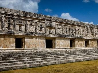 Le site de Uxmal au Mexique (6)