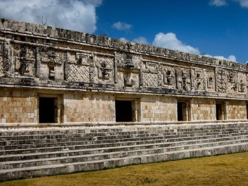 Le site de Uxmal au Mexique (6)