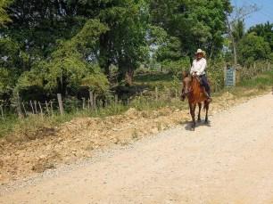 Passage de la frontière mexicano-guatémaltèque en direction de El Remate (1)