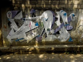 Street Art - San Cristobal de Las Casas - Mexique (5)