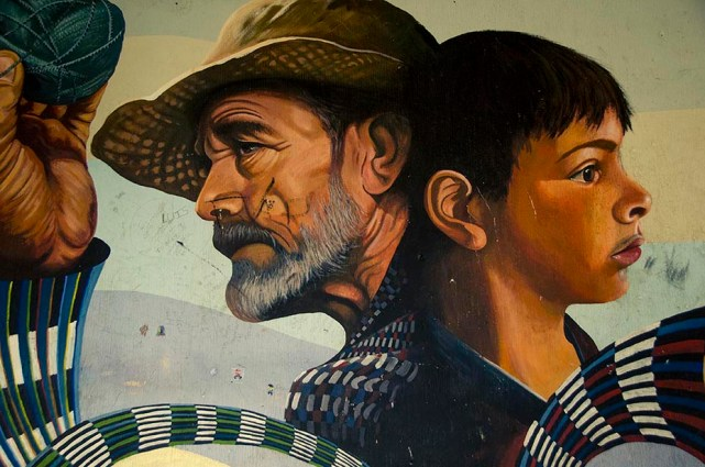 Street Art - San Juan de la Laguna - Guatemala (3)