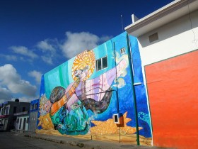 Street Art Tulum - Mexique (1)
