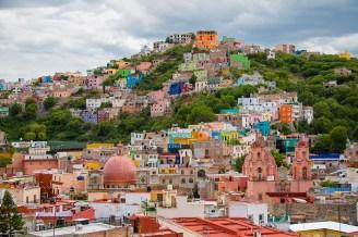 Villes coloniales du Mexique - Guanajuato (11)