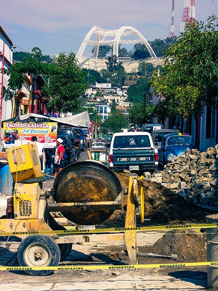 Villes coloniales du Mexique - Oaxaca (10) copy