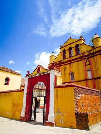 Villes coloniales du Mexique - San Cristobal de Las Casas (9) copy